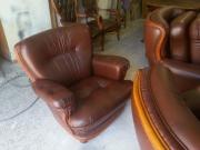 Реставрация и освежаване на мека мебел и кожа